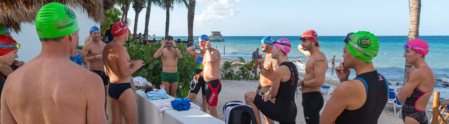 Ken with IM Cozumel Clients